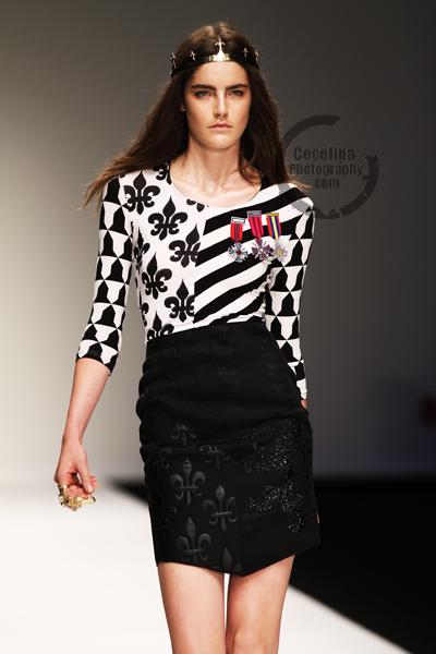 Designer London Fashion Week Catwalk Photography Mens Boots Fashion