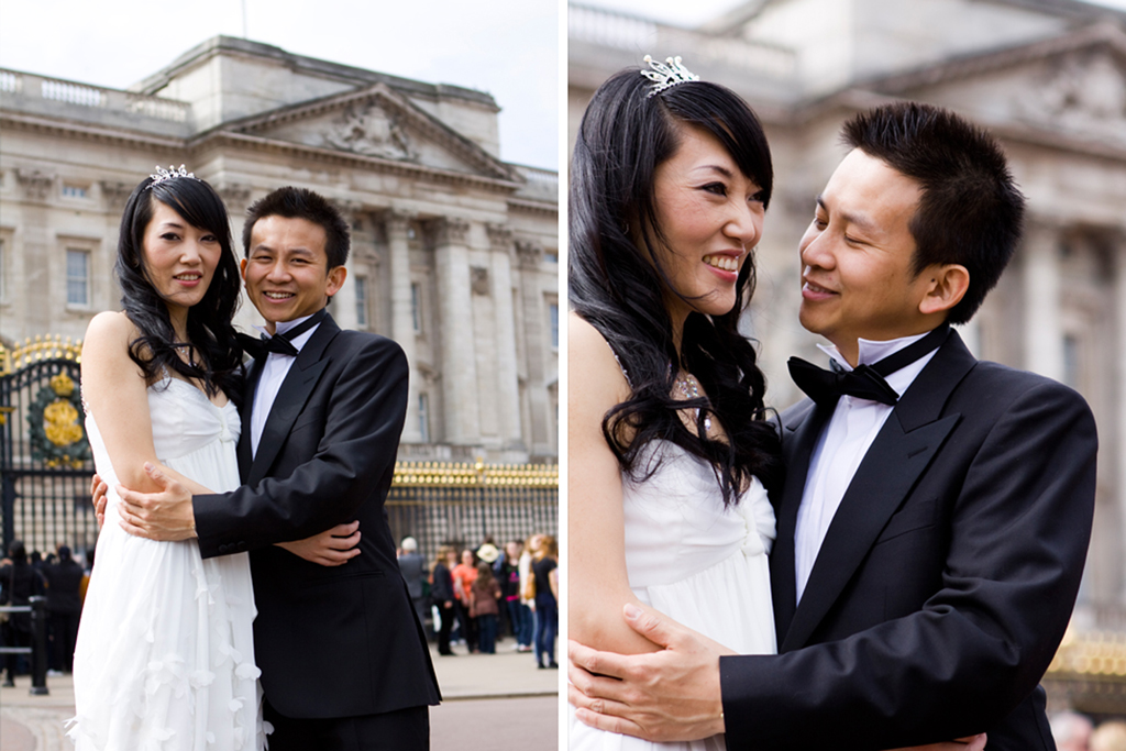London Wedding Photographer Buckingham Palace